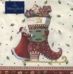 IHR Christmas bakery boot V&B
