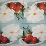 Plate of cherries 1/2