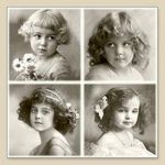 4 little girls SVD
