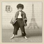 Boy in Paris SVD