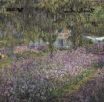Flower bed - Claude Monet 1/2