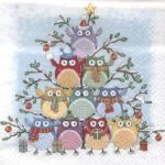 Tree of owls