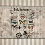 Daily newspaper
