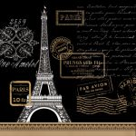 Paris Rendevous black