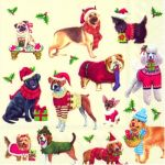 IHR Christmas dogs
