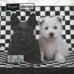 Black and white dogs PACKUNG