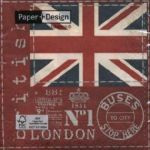 British flag PACKUNG