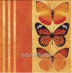 Butterfly trio orange PACKUNG