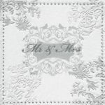 Mr. and Mrs. silver - geprägt