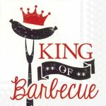IHR King of Barbecue red