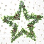IHR Fir tree star white