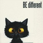 Be different cat