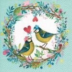 Bird wedding