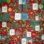 IHR Advent calendar red