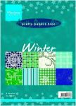 Joy!Crafts-Papierset A5 Winter