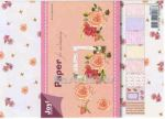 Joy!Crafts-Papierset A5 apricot
