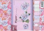 Joy!Crafts-Papierset A5 rosa