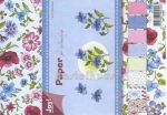 Joy!Crafts-Papierset A5 violet