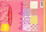 Joy!Crafts-Papierset A5 pink-orange