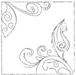 Clear Stamp Ornamente CS0842