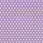 Just dots lilac
