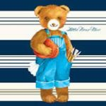 Little bear blue