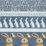 Parade of bunnies