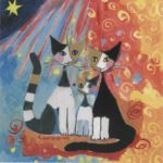 Starbust cat R.W. - Together